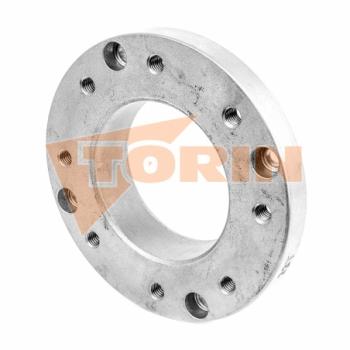 Brida ciega 8-agujeros DN 80 acero