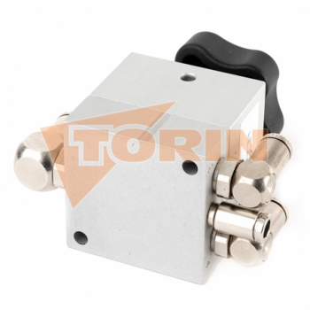Ventil guľový s prírubami DN 80 typ 420 PROKOSCH