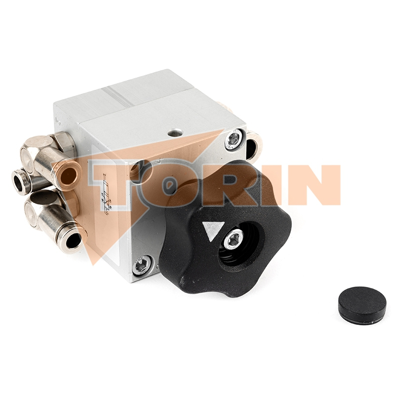 Screw set for butterfly valve DN 150