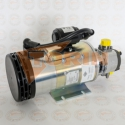 Compressor hot air hose DN 80 stainless steel