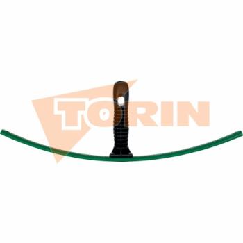 Codo 90° DN 75 aluminio