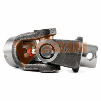 Уплотнитель поворотной заслонки ЕБРО ДУ 150 белый