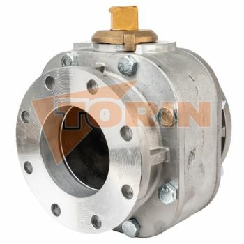 Tesnění klapkového ventilu EBRO DN 150 bílé