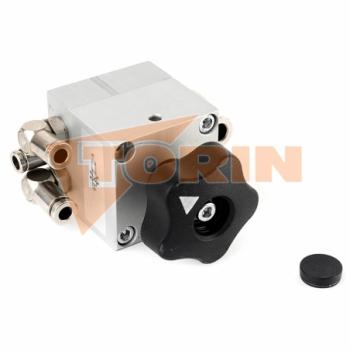 Rain cap for compressor filter 110 mm