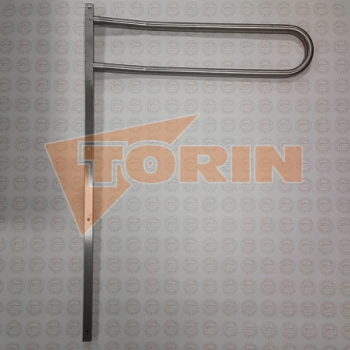 Компрессорный рукав для горячего воздуха ДУ 80 нержавеющая сталь