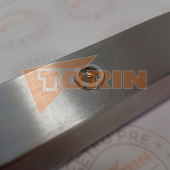 Kompresorová hadice pro horký vzduch DN 100 nerez