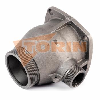 Kompressor heißluftschlauch DN 100 edelstahl