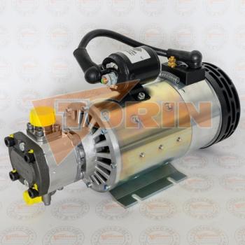 Gasket for disc valve DN 80