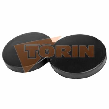 Vložka pneumatického ventilu AKO DN 100 biela