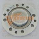 Válvula de esfera acero cromado DN 80 PROKOSCH