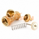 Butterfly valve DN 100 SPITZER stainless steel