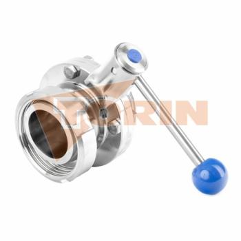 Blinddeckel TW vaterkupplung MK 50 edelstahl