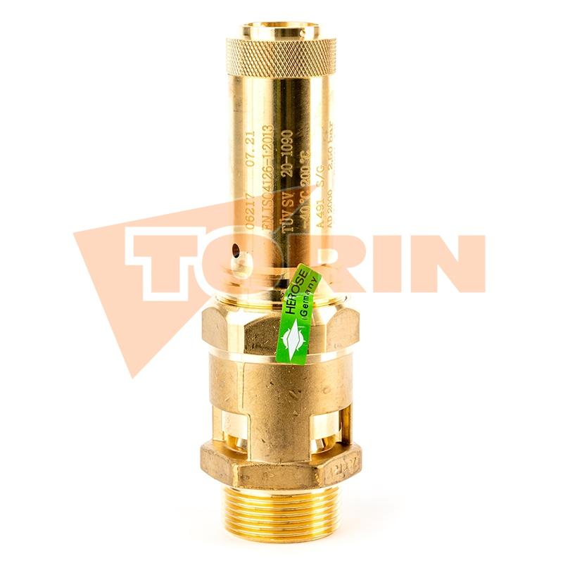Mléčny ventil klapkový s vnitřním závitem 1 1/4 DN 32