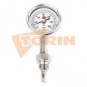 Válvula de 3/2 vías pulsador HALDEX