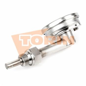 Mliečny ventil klapkový s vnútorným závitom 1 1/4 DN 32