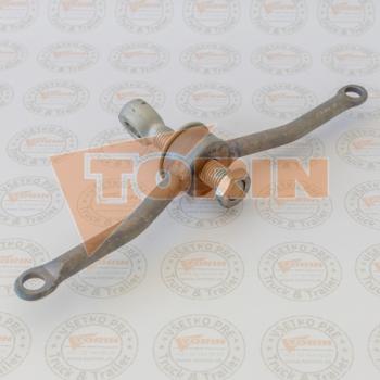 Vacuum valve -0,21 bar DN 40 1/2