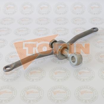 Reducer flange DN 150 ROSISTA FELDBINDER stainless steel