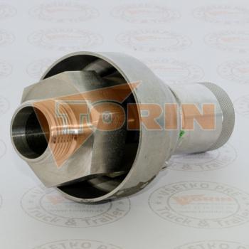 Hadica pre abrazívne materiály DN 110 čierna tlaková