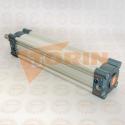 Válvula de mariposa DN 100 PTFE EBRO