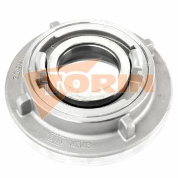 Заслонка поворотная ДУ 150 ФЕЛДБИНДЕР нержавеющая сталь