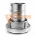Tesnění klapkového ventilu EBRO DN 100 bílé