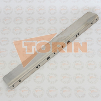 Materiálové potrubie DN 100 oblúk FELDBINDER 110x5,0 mm