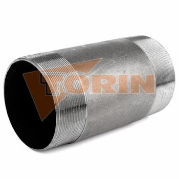 Tubería de descarga de material DN 100 curva FELDBINDER 110x5,0 mm
