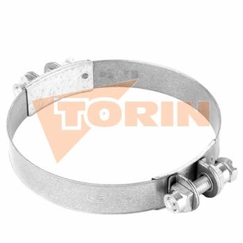 Schlauchrohrdeckel 2-fach DN 200