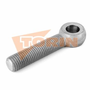 Rura z gwintem zewnętrznym 2 aluminium
