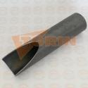 Anschweißnippel 2 aluminium