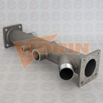 Raccord cannelé DN 40 fixation par collier FE 1 1/2