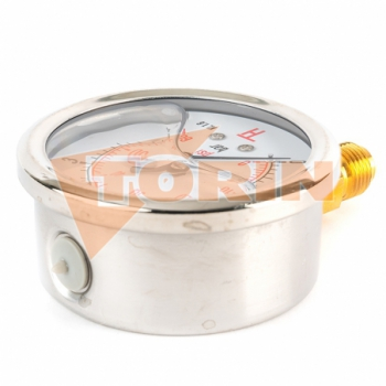 Reducer 1/4 IT 1/2 ET brass