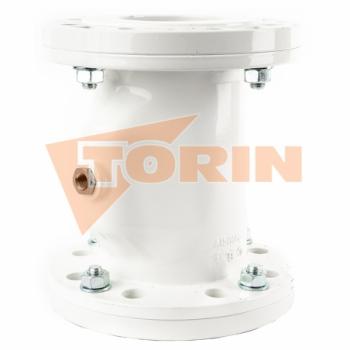 Vložka pneumatického ventilu AKO DN 100 černá