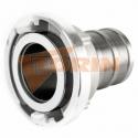 Collier de sécurité STORZ A+B acier jaune