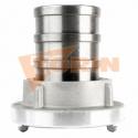 Abrazadera de seguridad STORZ A+B acier amarillo