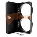 Manometr 0-6 bar 1/4 zadní glycerínový