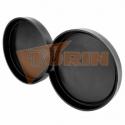 Two-way key bit for hose carrier door SPITZER