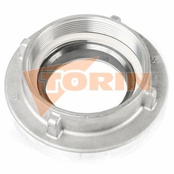 Acoplamiento hembra TW MK 80 anillo corona inox
