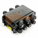 Safety clamp STORZ B+B steel yellow