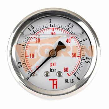 Предохранительный хомут муфт СТОРЗ Б+Б стальной жёлтый