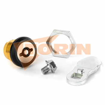 Safety clamp STORZ A+A steel yellow