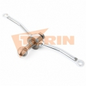 Rotatable coupling STORZ B internal thread 3