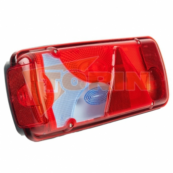 Rear light lens VIGNAL left