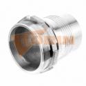 Spätný ventil uhlový 45° DN 65 2 1/2