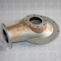 Tesnění klapkového ventilu DN 80 bílé