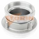 Spona hadice 104-112 mm
