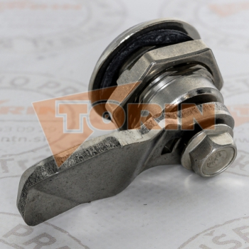 Pressure gauge 0-10 bar 1/4 bottom connection glycerine