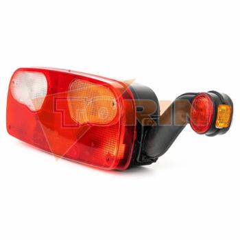 Tristop brake cylinder 16/24 KNORR