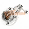 Kołek zestawy mocowania barierki ochronnej FELDBINDER M6x8 mm