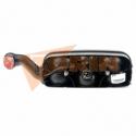Розетка силовая 24В 2-пин кабель 35 мм2